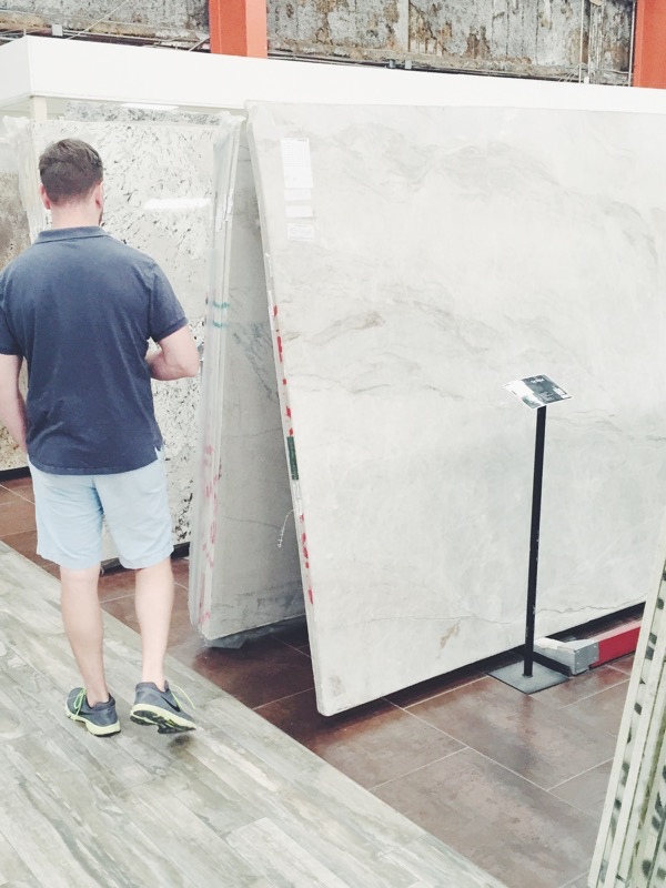 To Marble or not to Marble…that was the question?